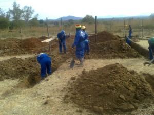 Byggestart ZImbabwe