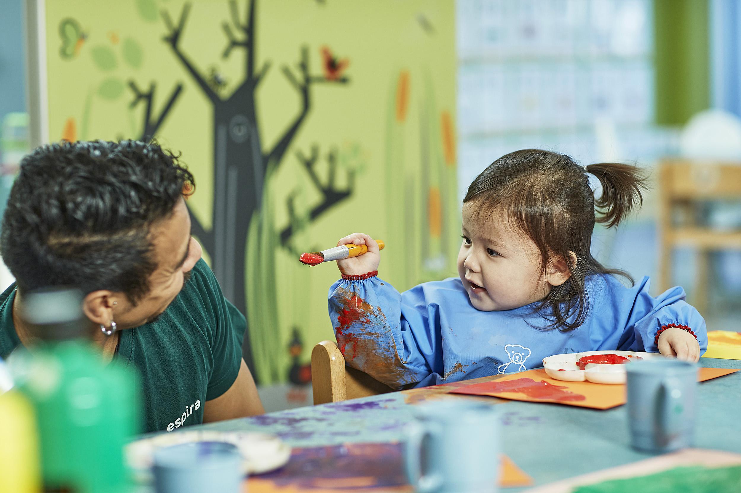 Søk barnehageplass hos Espira