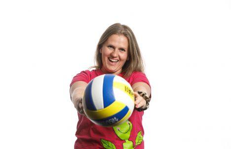Det er både gøy og viktig å være aktiv, mener Sofie Nonslid.